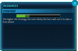Resources - Strategy