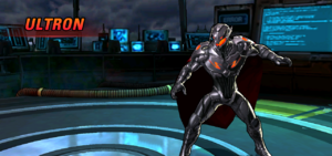 Enemy-Ultron incoming