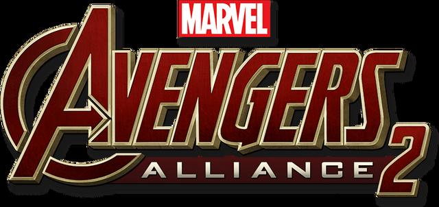 File:Avengers Alliance 2 Logo.png