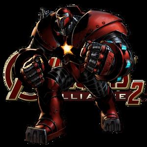 Icon Crimson Dynamo