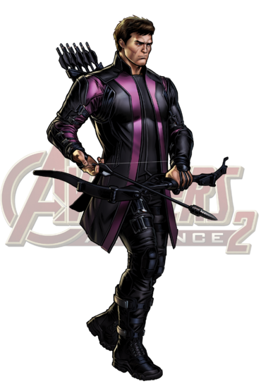 Icon Hawkeye AoU