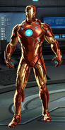 Bleeding Edge Iron Man Model