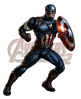 Icon Captain America AoU