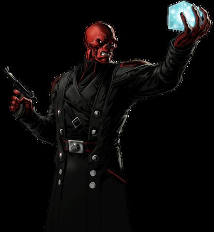 File:Red Skull Portrait Art.png