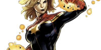 Captain Marvel/Gallery