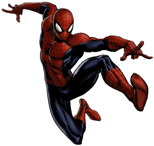 File:Spider-Man Portrait Art.png