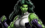 She-Hulk Dialogue