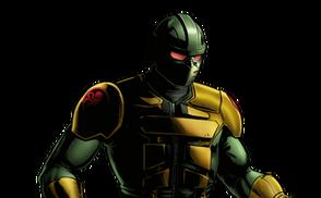 Hydra Officer Dialogue