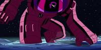 Crimson Dynamo Armor