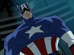 Captain America Synthezoid AEMH 01