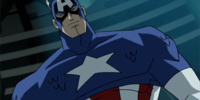 Captain America (Synthezoid)