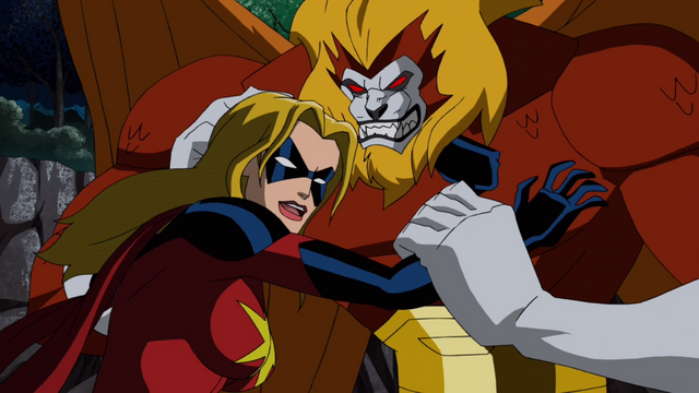 File:Ms. Marvel fighting Griffin.png