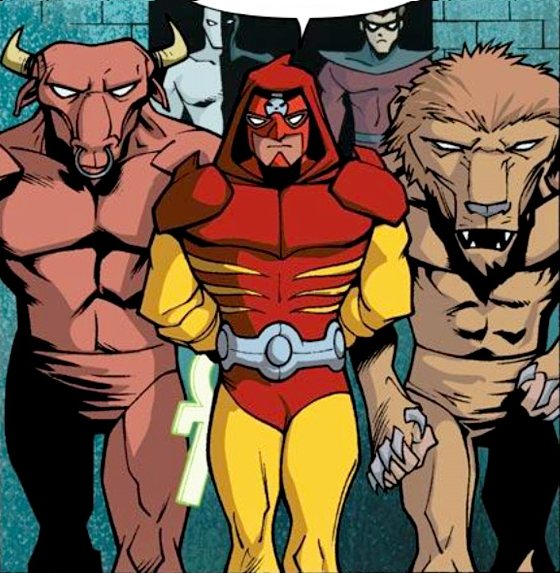 The Zodiac | The Avengers: Earth's Mightiest Heroes Wiki ...