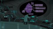 Henry Pym studying Vibranium