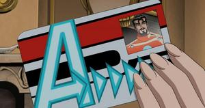 Avengers ID Card