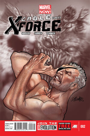 Cable and X-Force Vol 1 2