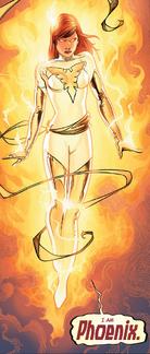 White Phoenix Hope
