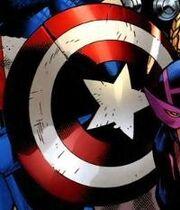 Captain America sheild