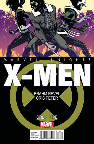 Marvel knights x-men