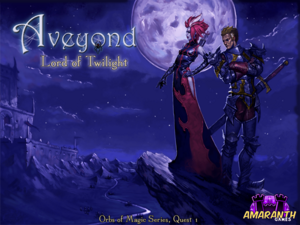 Aveyond Lord of Twilight title
