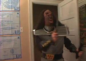 Mike klingon