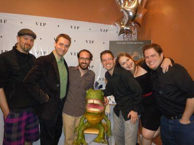 Alien at Phoenixville premiere