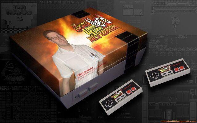 File:Angry Video Game Nerd AVGN NES by dambo86.jpg