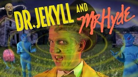 Dr. Jekyll and Mr. Hyde THE MOVIE (2015) TRAILER