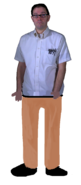 The Angry Video Game Nerd Character Angry Video Game