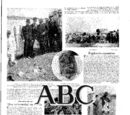 Una solemnidad en Avilés el 11 de septiembre de 1903