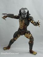 NECA Predators Predator 2 Series 6 Scout The Lost Tribe One Per Case Action Figure 2012 (4)