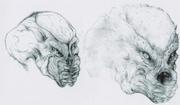 Old Predator Concepts