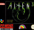 Alien 3 (1993 SNES game)