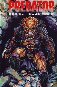 Predator Big Game issue 1