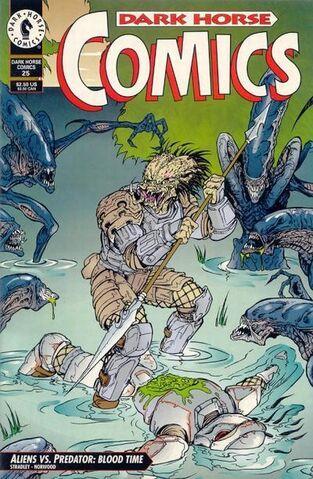 File:Dark Horse Comics issue 25.jpg