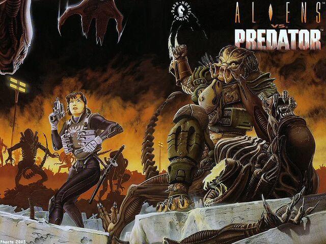 File:Aliens vs. Predator TPB 1991.jpg