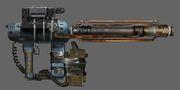 Bolt gun concept art