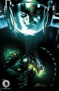 Aliens- Dead Orbit Variant 2