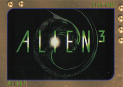 Alien 3 Cards 53