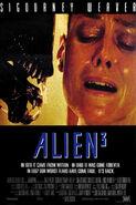 Alien 3 alternate poster 2
