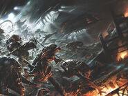 Aliens vs predator tww-1-