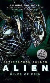 Alien- River of Pain Cover V2