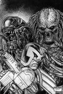 Predator vs. Judge Dredd vs. Aliens 04-pencil