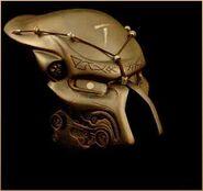 Maska Starożytnego Predatora