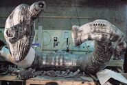 Alien derelict ship (source Gigers Alien p26)