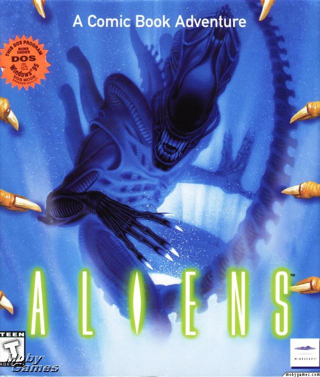 Alien comic book adventure download