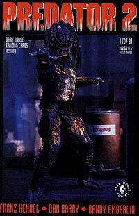 Predator 2 issue 1