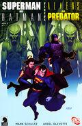 Superman batman vs aliens predator 02