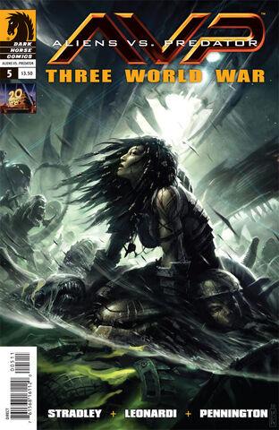 File:Aliens vs. Predator Three World War 5.jpg