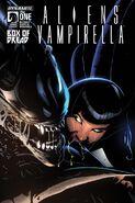 Aliens Vampirella01 altA